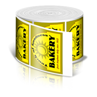 Labels - Custom Rolls
